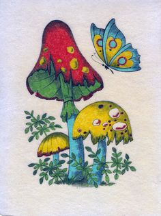 hippie painting ideas 228628118572375614 - Source by lauraquinones Hippie Drawing, Hippie Painting, Trippy Painting, Hippie Art, Mushroom Paint, Mushroom Drawing, Psychedelic Drawings, Trippy Drawings, Vintage Hippie