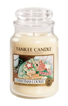 """""""Christmas Cookie"""" from Yankee Candle makes my list of reasons to love the holidays!"""