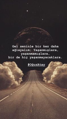 Aşkımmm… Source by melekatlihan Some Quotes, Great Quotes, Mysterious Words, Love Promise, Most Beautiful Words, Just Keep Going, Romantic Love Quotes, Meaningful Words, Don't Give Up