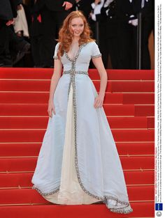 The Best Ever Cannes Dresses: Lily Cole
