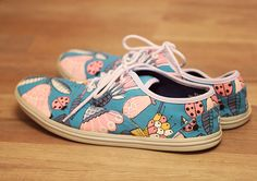 Keds pattern design on Behance