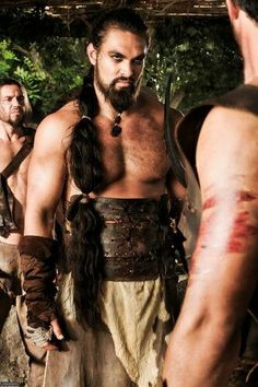 Dothraki warrior