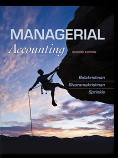 accounting tools for business decision making 5th edition solution manual