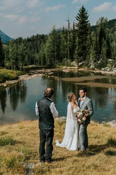 This elopement at Marvel Pass will give you major heart eyes. Photographer duo Grace and Jaden Photography captured this great adventure in Banff. Elopement Wedding, Elope Wedding, Wedding Blog, Greatest Adventure, Heart Eyes, Banff, Marvel, Romantic, Weddings