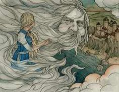 Wind depiction