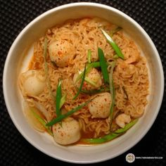 #1306: KOKA Oriental Style Instant Noodles Tom Yam Flavour | The Ramen Rater
