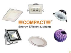 Introducing New Lighting Products by Compact Lighting Manufacturers