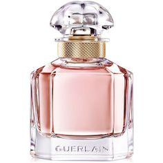 Guerlain Mon Guerlain Eau de Parfum Spray, 1 oz ($66) ❤ liked on Polyvore featuring beauty products, fragrance, no color, edp perfume, guerlain, guerlain perfume, spray perfume and eau de perfume