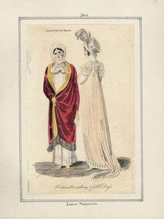 Ladies' Magazine, 1806.