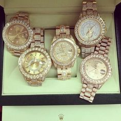 Diamonds!!! Rolex