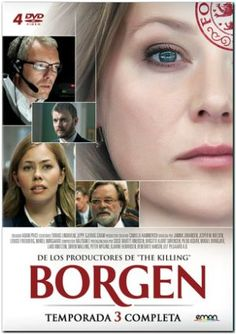 Borgen. Temporada 3 completa [enregistrament vídeo] / creador: Adam Price. Barcelona : Savor, DL 2016.