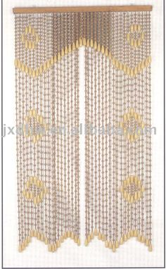 Beaded Curtains | BEADED DOOR CURTAIN | Pinterest | Bead curtains ...