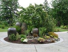 Beautiful Garden Fountain Design | Gardening | Pinterest ...