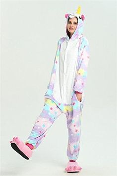 Super Cute Unicorn Pajamas Onesie Onesie Unicorn 36a511086