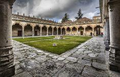 Patio de las Escuelas - Patio de las Escuelas. Salamanca