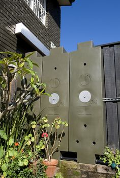 re-usable, long lasting modular rainwater storage