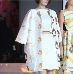 Fine Art Collection Klimt Gustov Chor der Paradiesengel white and golden gorgeous girl singing top+skirt/coat