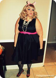 Ootd: Miss Piggy costume