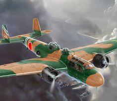 "Mitsubishi G3M2 Type 96"""