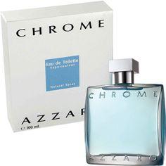 Azzaro - Azzaro Chrome EDT - http://www.exaleperfumes.com.br/perfume-azzaro-chrome-masculino.html