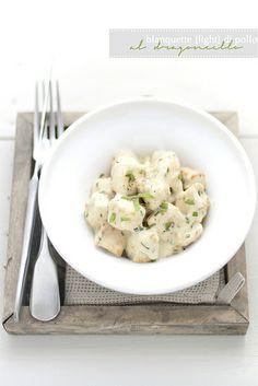 blanquette di pollo  su www.pane-burro.blogspot.com
