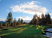 Lake Tahoe Golf Courses - Northern California Golf Resorts   The Ritz-Carlton