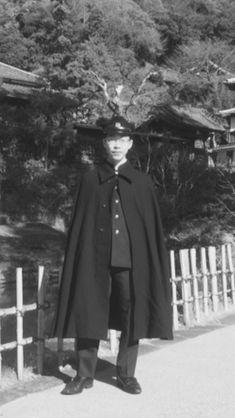 Japanese History, Japanese School, Japanese Culture, Meiji Era, Showa Era, Era Taisho, Japan Fashion, Mens Fashion, Japanese Uniform