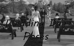 Sims 4 CC's - The Best: Wedding Poses by Mrs. Nobody