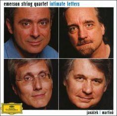 Emerson String Quartet - Intimate Letters