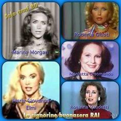 Noi che...... le signorine Buonasera ormai erano parte della famiglia:-):-):-):-)