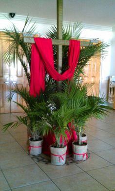 Olol lent Palms Sunday 2014