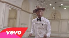 "Pharrell Williams - Happy (from Despicable Me 2) ""Clap along if you feel like a room without a roof"" - Love It !"