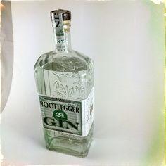 Prohibition Distillery , Bootlegger 21 Gin & Vodka  New York , gluten free #glutenfree #vodka #gin #bootlegger #prohibitiondistillery