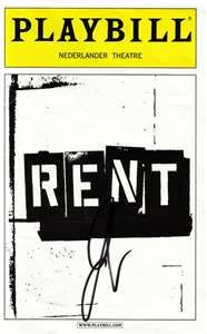 Playbill... Any play... <3