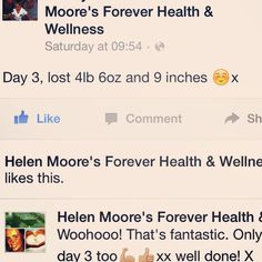 Clients results on the Love happy customers :-) Forever Business, Forever Living Products, Fun Workouts, Health And Wellness, How To Become, Learning, Day, Fitness, Shop