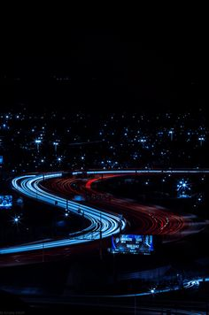 Reno's curves at night  © Andre Elliott