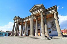 La arquitectura del país es terrible y no tiene nada de historia.   36 Razones por las que no debes de viajar a Guatemala