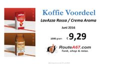 Koffie voordeel - RouteA67.com