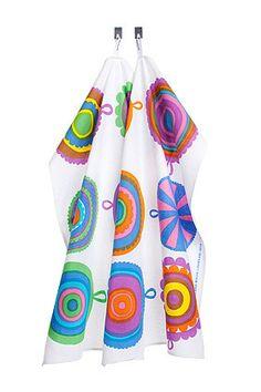 Lappuliisa tea towel set by Marimekko