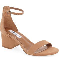 Main Image - Steve Madden Irenee Block Heel Sandal (Women) (Wide Width)