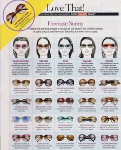 8581369a64 How to Find the Right Frame Shape for your Face - Bellanaija - August  2013001 Oakley