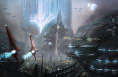 Cityscape by JoseArias on deviantART