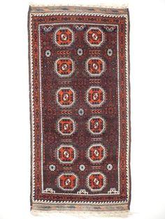 890 Belutsch Hauptteppich