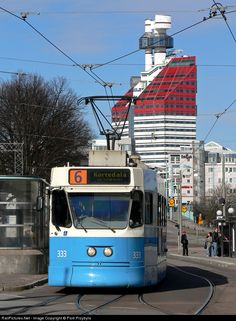 Goteborg - I used to see the lipstick building from my apartment