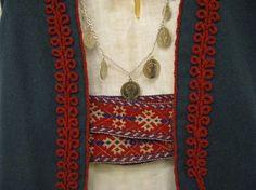 Folk costume of southeastern Estonia, Hargla. #historic #clothing