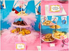 cute party, would be great for a shower for either a boy or a girl!