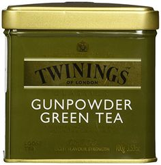 Twinings Gunpowder Green - Loose Tea 3.53 oz (100 grams) Can -- More info could be found at the image url.