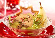 Foie gras d'oie et fruits au portoVoir la recette du foiegras d'oie et fruits au porto