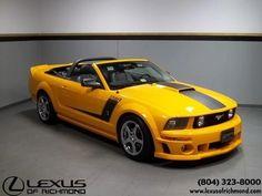 Ford Mustang GT Roush conv