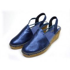 Toni Pons Tobago sandaal - blauw #emmenmode
